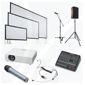 AV voor presentaties